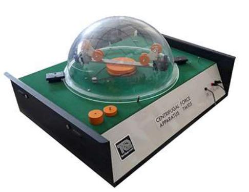 دستگاه آزمایش نیروی مرکزگرا